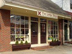The Little Shop - Quilt shop in Haddonfield NJ