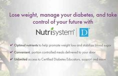 Nutrisystem D Diet Review: Weight Loss Plan For People With Diabetes. To Know More Visit @ http://bit.ly/28Vc8yz