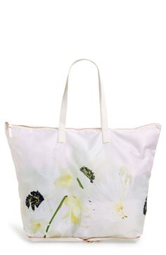 Ted Baker London 'Olivine' Fold Away Shopper