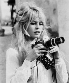 Brigitte Bardo in her heydays