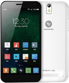Complete specifications Zopo ZP999