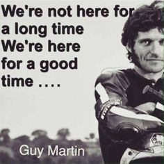 Motorcycle humor guys 62 new ideas Motorrad Humor Jungs 62 neue Ideen Guy Martin, Triumph Triple, Racing Quotes, Bike Quotes, Motocross Quotes, Easy Rider, Motogp, Motorcycle Humor, Bike Meme