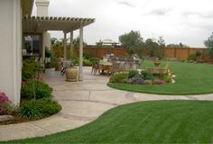 Backyard design 3