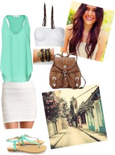 """""""Casual stroll"""" by serenahilton on Polyvore"""