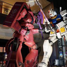 #gundam #cool #nice #anime #expocity #trip #travel #beautiful #follow4follow #japan #photooftheday #love