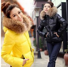 Cheap parka cotton, Buy Quality jacket fashion directly from China jacket casual Suppliers:               Winter Women A fur coat  2014 Women Clothing Fashion High Quality Leisure Warm Fur Coat Mi