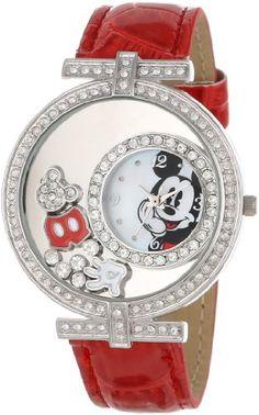 Disney Mickey Mouse Women's MCKAQ1308S Watch