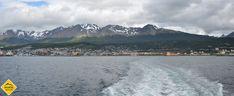 Navegando por el Canal Beagle. Ushuaia. Travel and Taste. Foto de Gabriela M. Naso