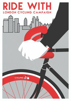 London Cycling Campaign | Jay Lockwood Wins our Poster Design competition at Spoke festival