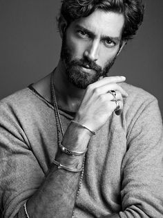 Maximiliano Patene Add to collection Moustaches, Photography Poses For Men, Portrait Photography, White Photography, Blake Steven, Beard Model, Hazel Eyes, Hair And Beard Styles, Male Beauty