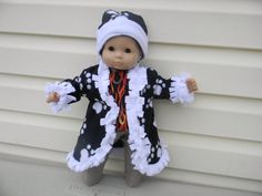 Doll Clothes for Bitty Baby Boy or Girl by roseysdolltreasures