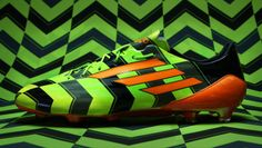 The new adiZero Crazylight from adidas is sure to turn heads on the #soccer field!