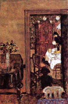Interior Pierre Bonnard - 1898