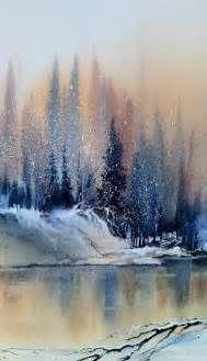 Images #LandscapeWatercolor