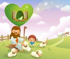 Atividades e brincadeiras bíblicas para seu filho fazer em casa, aprendendo a palavra de Deus. #Deus #jesus #biblia #escolinha #atividades #criança #filhos