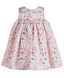 Kissy Kissy Flamingo Baby Sleeveless Dress and Diaper Cover