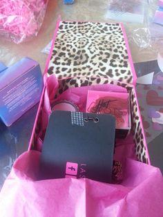 bachelorette return gift box