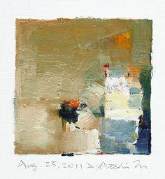 Abstract art of Hiroshi Matsumoto