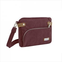 Anti-Theft heritage Small Crossbody Bag - Anti-Theft. Water resistant