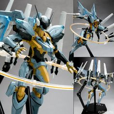 ANUBIS ZONE OF THE ENDERS - Jehuty HD Edition Plastic Kit