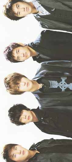 DBSK (in Korea)  Tohoshinki (in Japan)