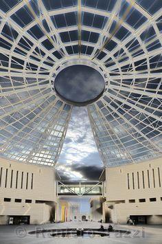 MART 2 : Museum of Modern Art, Rovereto Italy | Architect : Mario Botta | Photo © Raniero Tazzi