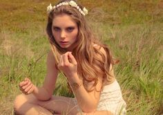 Tawharanui by Kim Oliver Features Fresh-Faced Gina Morrissey #photoshoots #fashion trendhunter.com