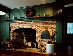 Connor Homes - reproduction early American homes, beautiful millwork