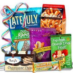 Gluten Free Gift Basket Stack: Amazon.com: Grocery & Gourmet Food($39.99)