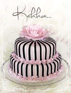Kukkainen kerroskakku - Ullanunelma Vanilla Cake, Cake Recipes, Cake Decorating, Birthday Cake, Cupcakes, Baking, Desserts, Food, Drinks