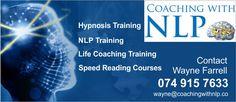 NLP Coaching with Waye Farrell
