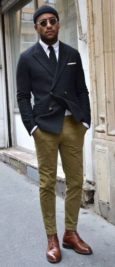 Mens fashion classy gentleman style business casual ideas for 2019 Mode Bcbg, Style Masculin, Look Man, La Mode Masculine, Herren Outfit, Elegant Man, Business Casual Men, Mens Fashion Suits, Fashion Fashion