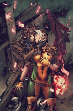 Rogue & Gambit | Clayman