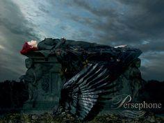 Picture of Sonja Kraushofer Gothic Culture, Fantasy Pictures, Persephone, Sci Fi Fantasy, Fantasy Artwork, Fantasy Creatures, Occult, Dark Art, Photo Art