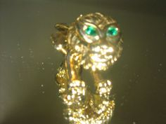 Hey, I found this really awesome Etsy listing at https://www.etsy.com/listing/89056176/lion-brooch-bobbing-head-gold-plate