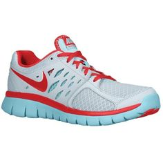 New Nike Womens Flex 2013 Run Running Shoes GreyCrimson 10 *** Check this  awesome