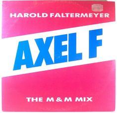 Harold Faltermeyer - Axel F (The M