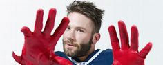 Julian Edelman of New England Patriots on playing receiver, working with Tom Brady and his mangled pinkie