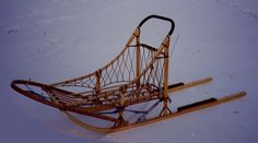 two stantion sled