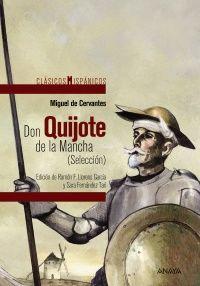 Don Quijote de La Mancha (Selección) ED/Quijotes/2016/3