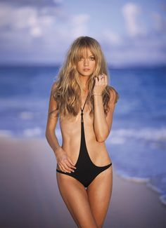 The VS Topless Bikini 2010