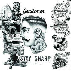Barber Old School