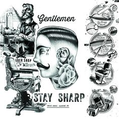 Barber Old School