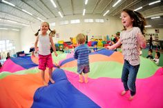 Have your Birthday Party at Mountain Kids! Parties Include One hour of organized action packed fun in the gym. Activities will be suite to the age group of the children and directed by one of our p...