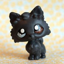 Pepper the Pomeranian (Original character) LPS custom by Piaslittlecustoms.