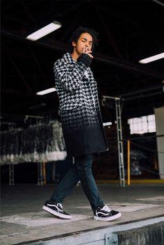 KONUS Brand Enlists Luka Sabbat and Leo Mandella for Its 2017 Fall Lookbook