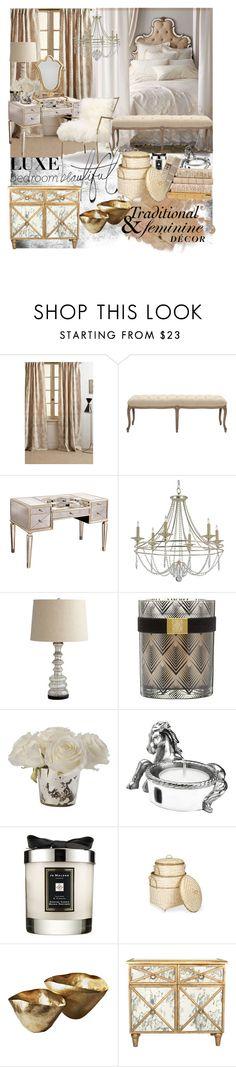 luxe master suite by dpowellpower liked on polyvore featuring interior interiors - Cyan Hotel Decorating
