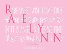 raelynn for a baby girl name Beautiful Baby Girl, Baby Love, Presents For Boys, Kids Poems, Personalized Baby Gifts, Names With Meaning, Christening Gifts, Baby Girl Names, Baby Feet