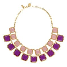 loving it !!!!  kate spade | frame of mind double row necklace
