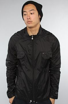 The Special OPS Jacket in Black - 7th Letter